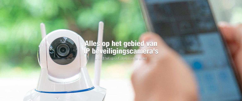 IP-beveiligingscameras