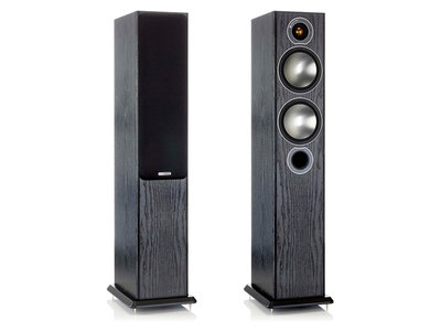 Monitor Audio Bronze 5 - Zwart