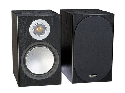 Monitor Audio Silver 100 - Oak Zwart
