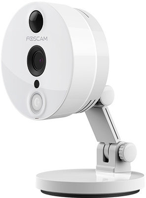 Foscam C2 Indoor HD IP Camera 2MP - Wit