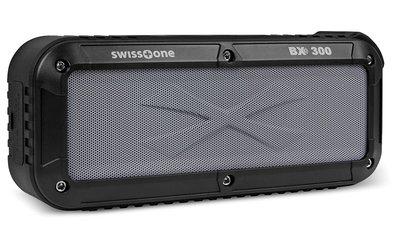 Swisstone BX300 Bluetooth speaker zwart