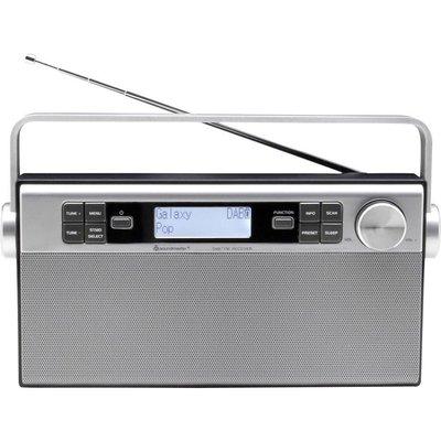 Soundmaster DAB650 DAB+ FM radio met voorkeuzenders