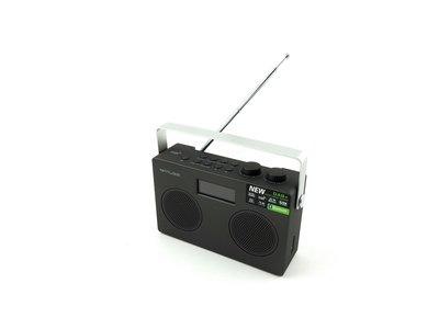 Muse M110DB Portable stereo radio DAB+/BT/NFC