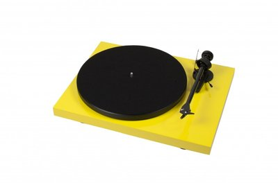 Pro-Ject Debut Carbon DC-2Mred - Geel