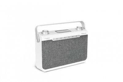 Tangent DAB2GO Junior DAB+/FM radio (wit)
