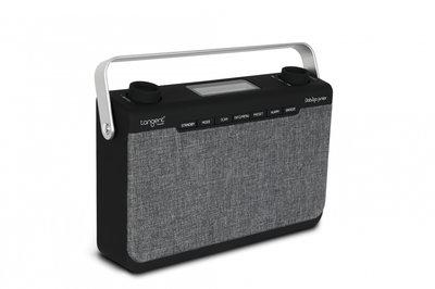 Tangent DAB2GO Junior DAB+/FM radio (zwart)