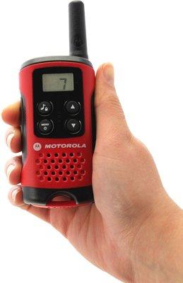 Motorola Walkie Talkie T40