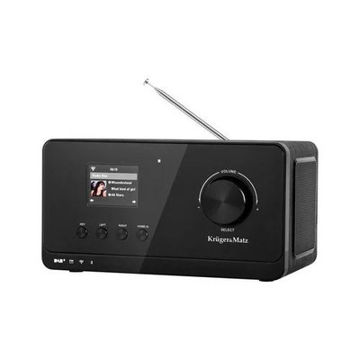 Kruger&Matz KM0816 DAB+/FM/Internet/Radio met BT