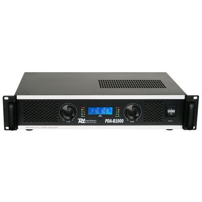PowerDynamics PDA-B1000 Amplifer 2x500Watt