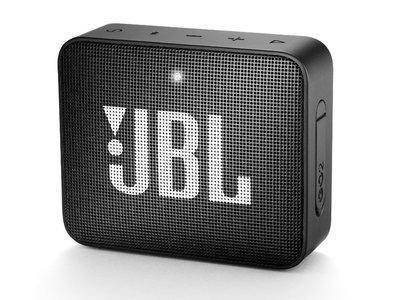 JBL Go 2 - Zwart