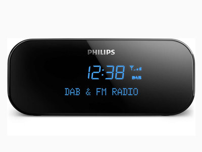 Philips AJB3000/12 klokradio met DAB+
