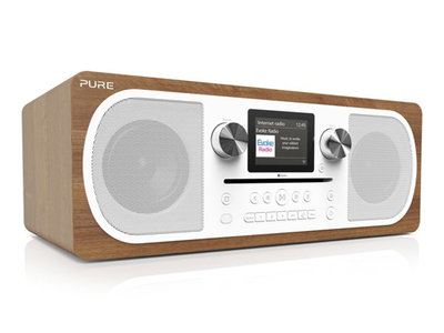 Pure Evoke C-F6 DAB+/FM/Internet/Radio/CD Speler